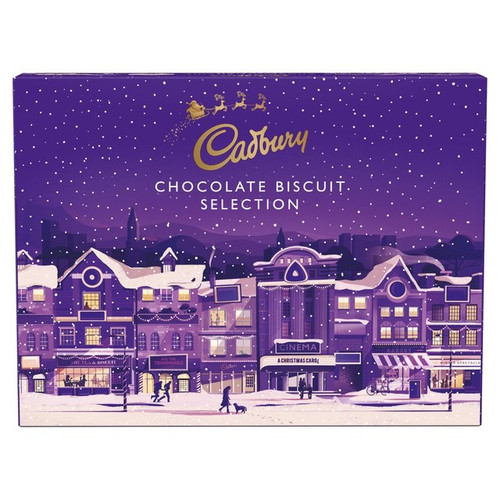 Cadbury Occasions Selection Carton 245g