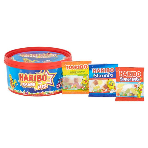 Haribo Share The Fun Tub 700g