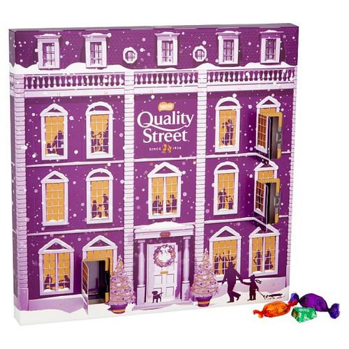 Quality Street Advent Calendar 229G