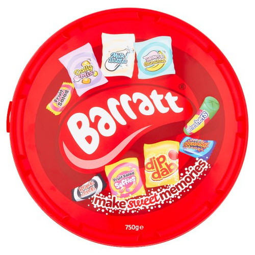 Barratt Sharing Tub 750G