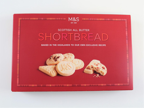 Marks and Spencer Scottish All Butter Shortbread 560g