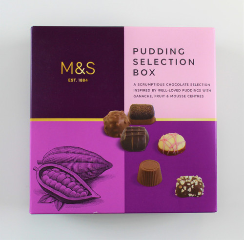 Marks and Spencer Pudding Selection Box 200g