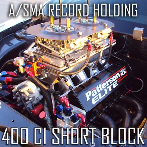 400 CI Record Holding Short Block
