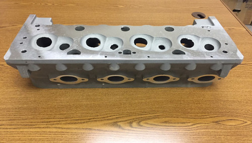 Chevrolet Performance Splayed Valve Alum Cylinder Head, Rough Machined 10185040