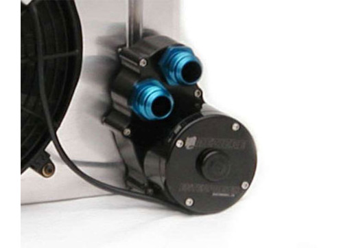 Meziere Electric Water Pump Standard - Dual