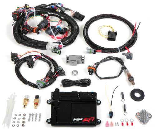 HOLLEY MPFI HP ECU & HARNESS KIT 550-604