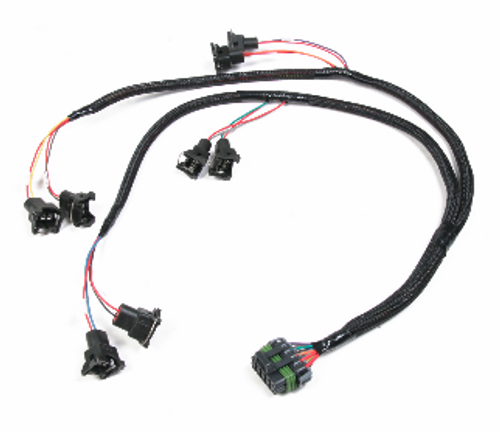 HOLLEY V-8 INJECTOR HARNESS 558-200