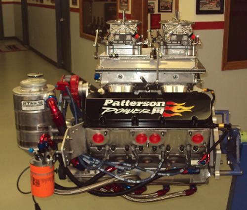 323 c.i. GM Engine