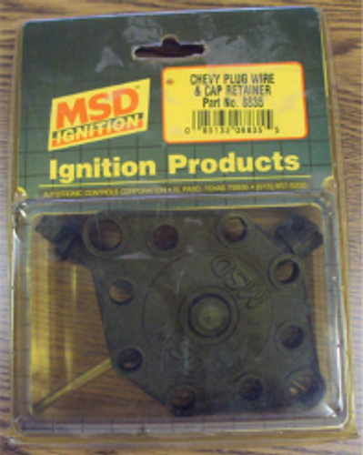 MSD Ignition Chevy Plug Wire & Cap Retainer