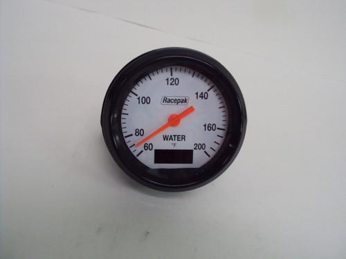Racepak  Water Temp Gauge 60-200 - Used