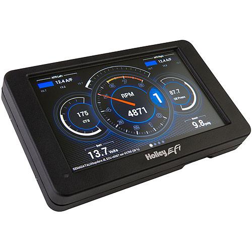 Like New Holley EFI Digital Dash 553-106