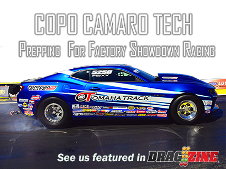 Check out our latest COPO project featured on Dragzine