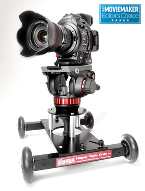 Hague D9 Camera Table Tracking Dolly Cameragrip