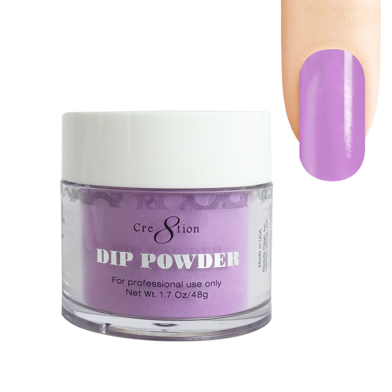 Dip Powder - 101 Blue Blue - Diamond Nail Supplies