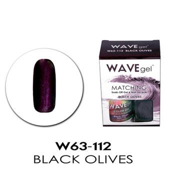 Black Olives - W63112