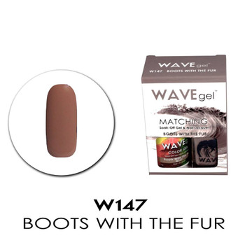 Boots With The Fur - W147