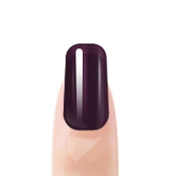Nail Color - Black Cherry F507