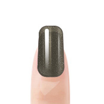 Nail Color - Bling Dark Gray M901