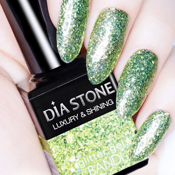 Dia Stone - Glam Lime Green PG112
