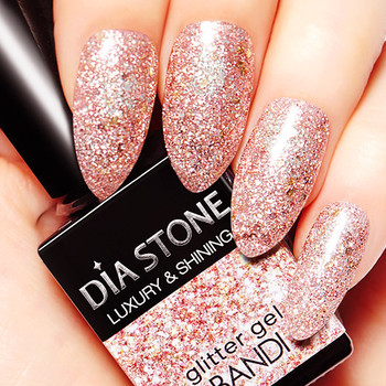 Dia Stone - Glam Rose Gold PG118