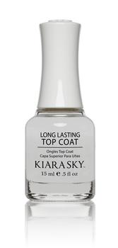 Nail Lacquer Top Coat - Long Lasting
