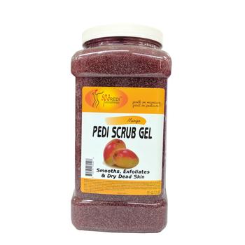 Pedi Scrub Gel - Mango 1gal