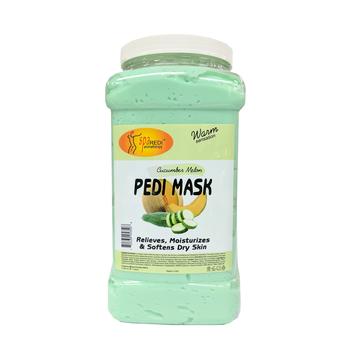 Pedi Mask - Cucumber Melon 1gal