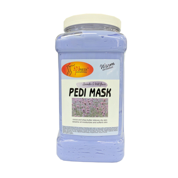 Pedi Mask - Lavender & Wild Flower 1gal