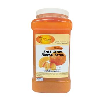 Salt Glow Scrub - Mandarin 1gal