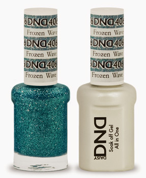 Daisy DND Duo Gel - 406 Frozen Wave