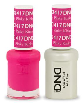 Daisy DND Duo Gel - 417 Pinky Kinky