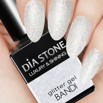 Dia Stone - Crystal Silver MG326