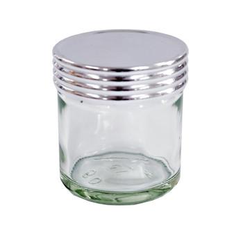 Glass Jar With Lid 60ml