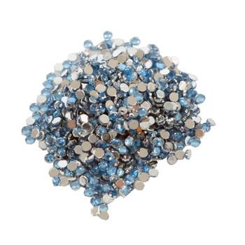 Rhinestone Gems Blue