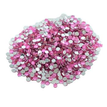 Rhinestone Gems Pink