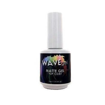Wave Gel Top Coat Matte No Clean 15ml