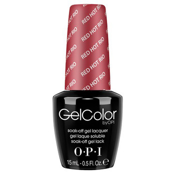 Gel Color - GCA70 Red Hot Rio