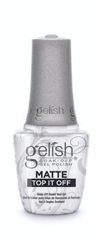 Gel Polish - Matte Top It Off Sealer Gel 1140001