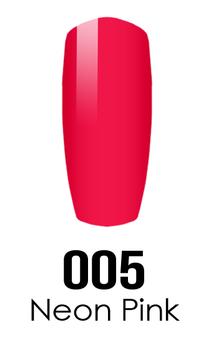 Duo Gel - DC005 Neon Pink