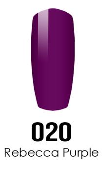 Duo Gel - DC020 Rebecca Purple