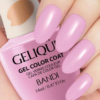 Gelique - Nail Ring Pink GF169