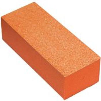 3 Way Orange Nail Buffer