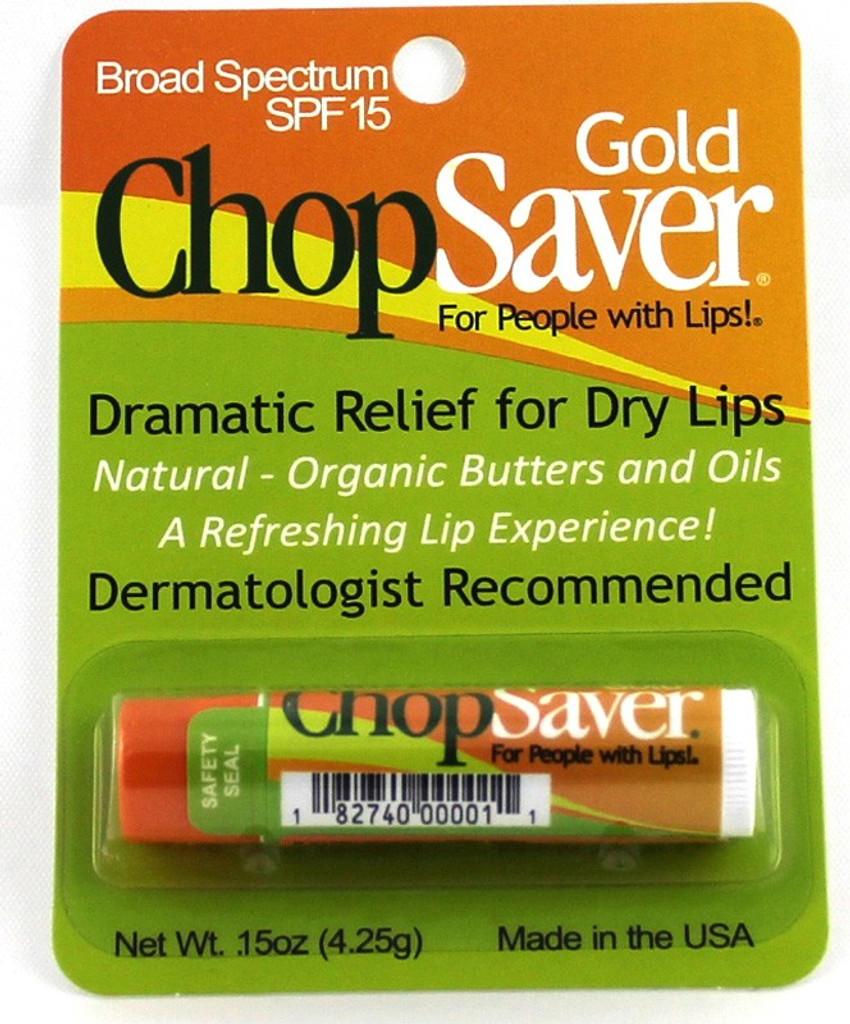 Chop-Saver Lip Balm W/SPF