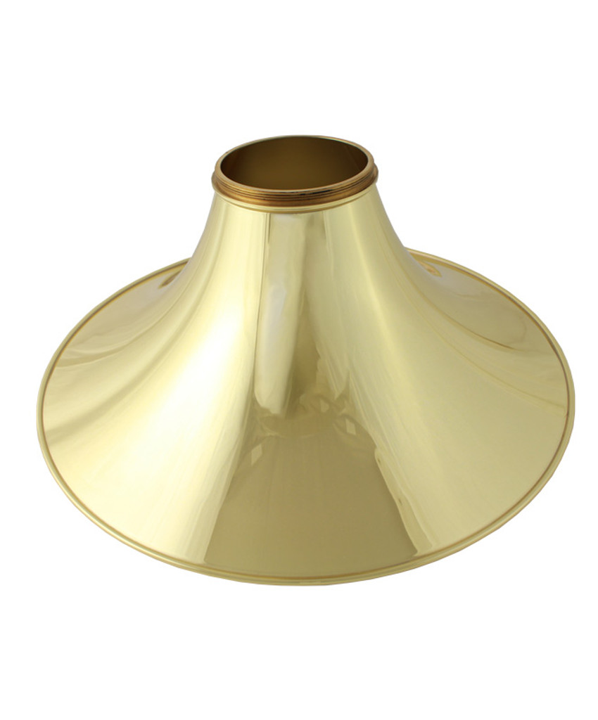 Schmid Flare, Yellow Brass