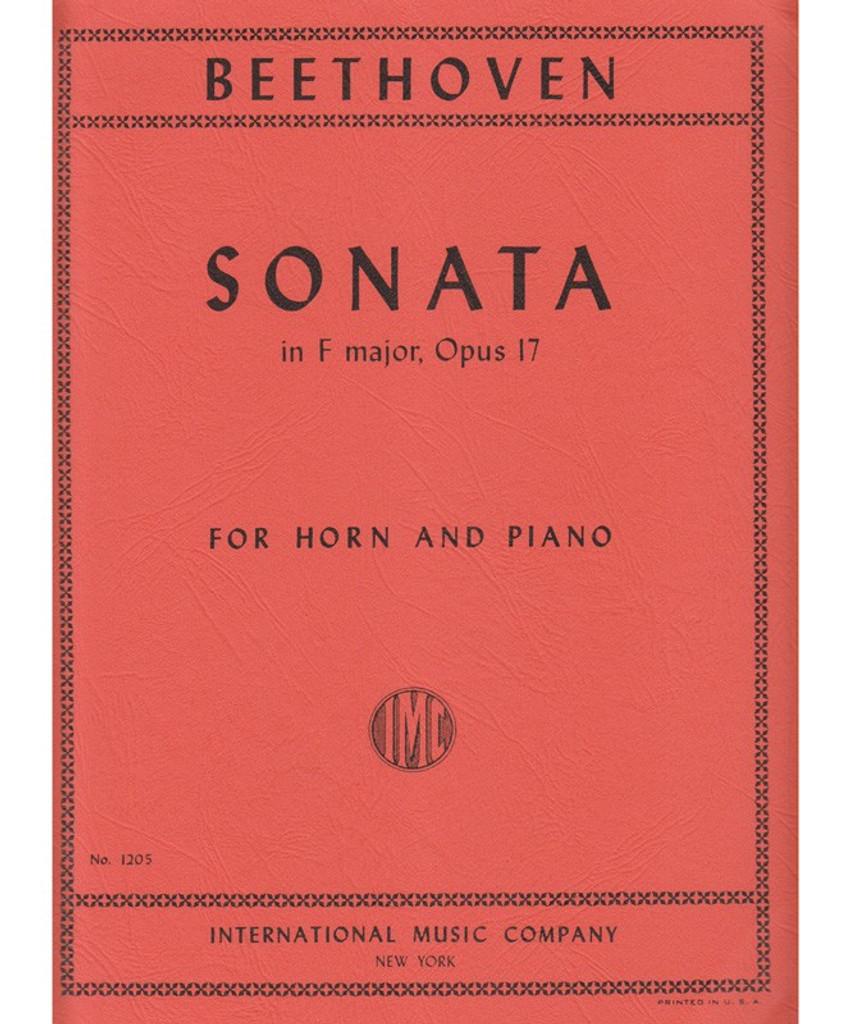 Beethoven Horn Sonata Op 17