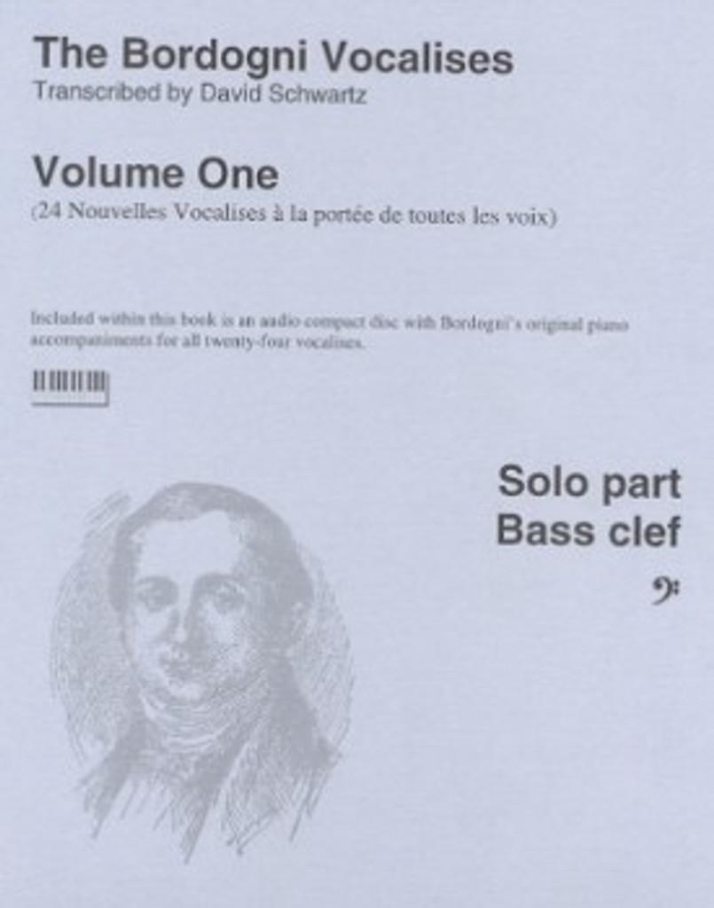 Bordogni Vocalises, Volume 1