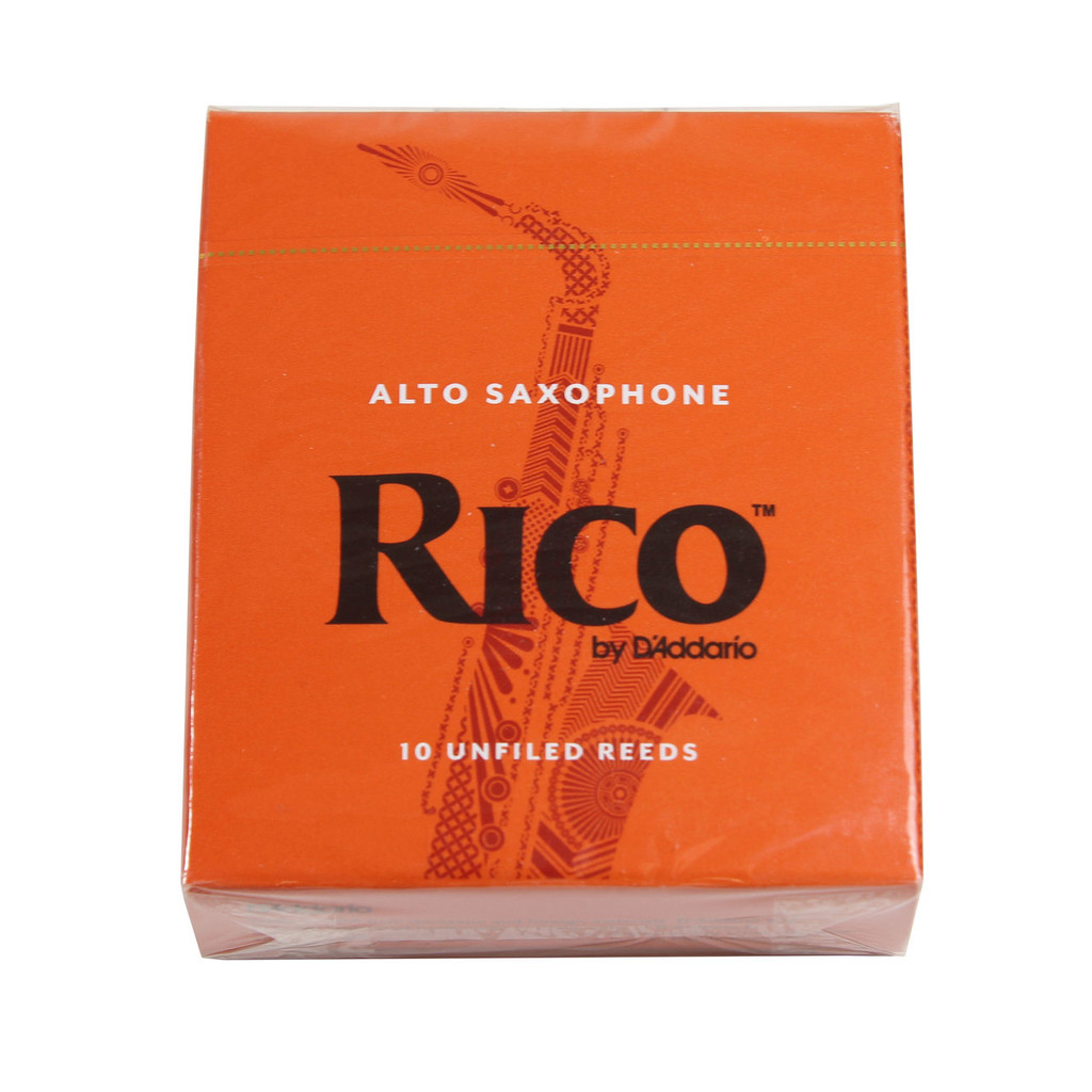 Rico Alto Sax Reed, Box of 10