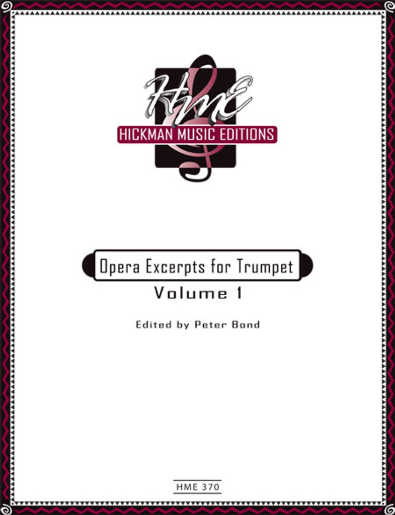Opera Excerpts for Trumpet V1