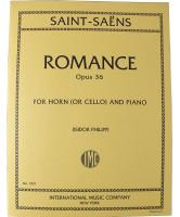Saint-Saens Romance