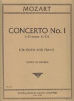 Mozart, Concerto No.1